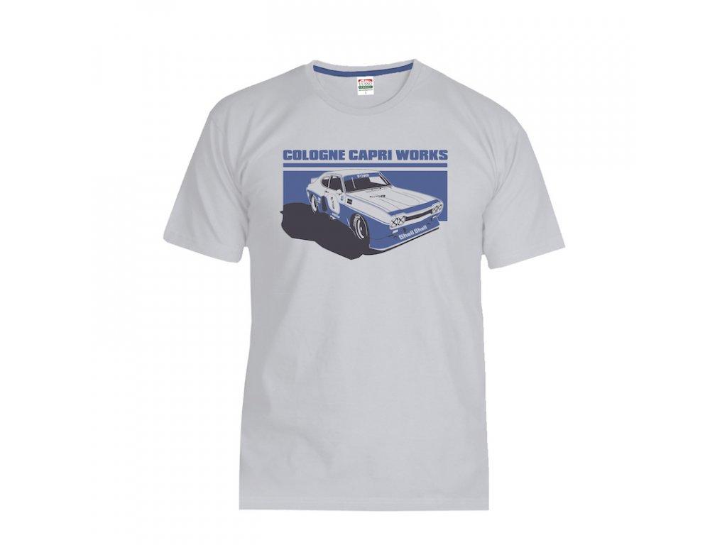 Lusso Legends panske tricko Ford Capri Cologne