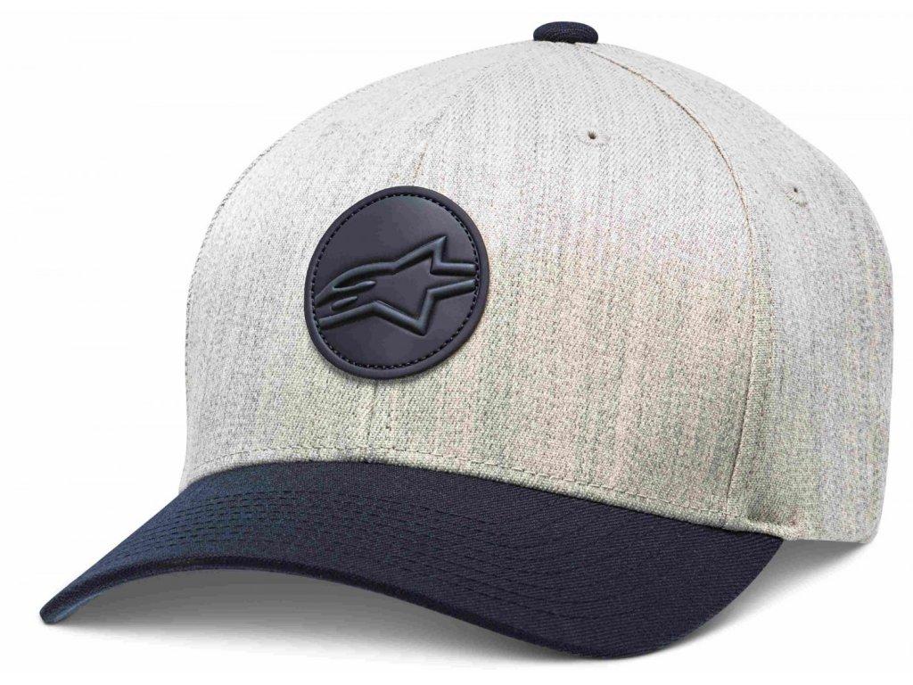 Pánská modrá kšiltovka DOT PATCH HAT Alpinestars 1139-81550 9107-XL