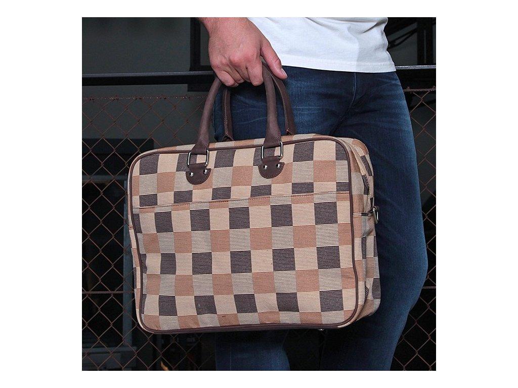 GrandPrix Originals taska Chequered Max Bag GULF 1