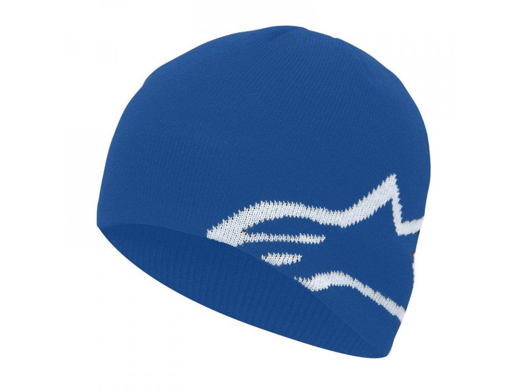 Čepice modrá CORP SHIFT BEANIE Alpinestars 1036-81023 72