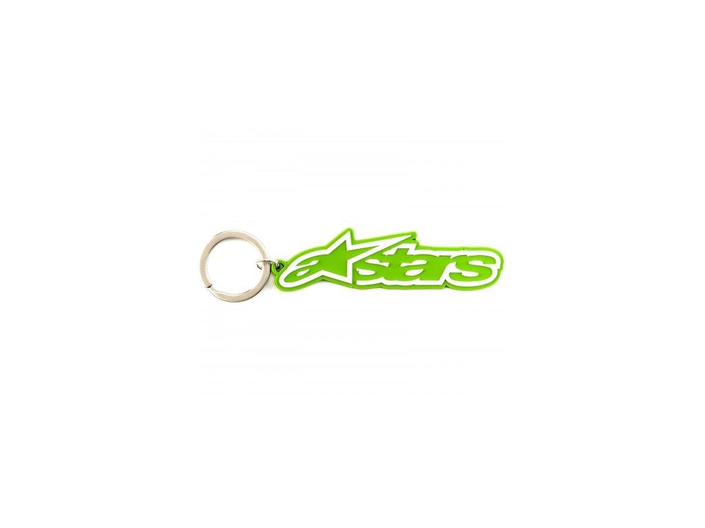 Klíčenka zelená BLAZE KEYFOB Alpinestars 1019-94006 60