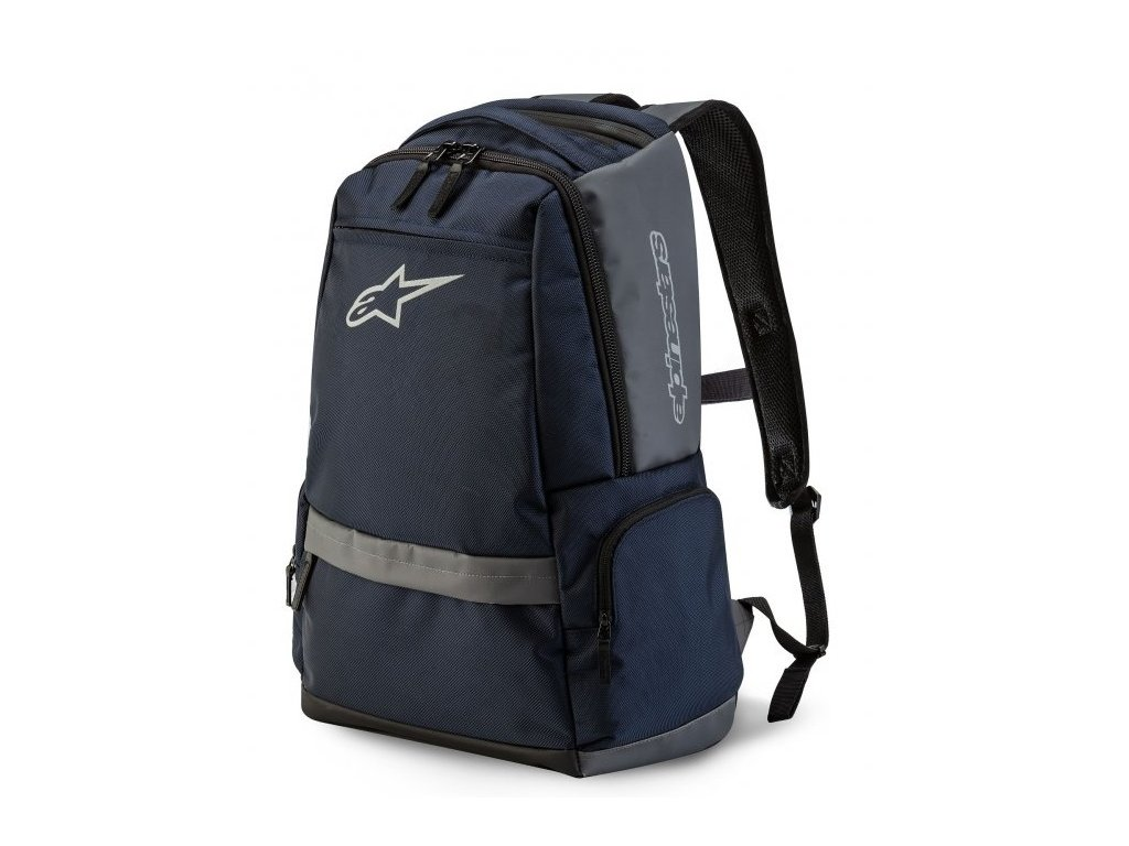 Batoh modrý STANBY BACK PACK Alpinestars 1037-91000 70