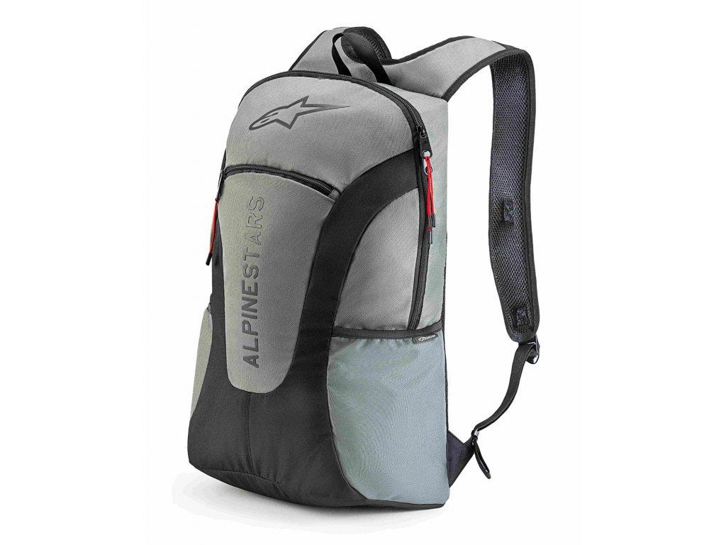 Batoh šedý GFX BACK PACK Alpinestars 1119-91200 1810