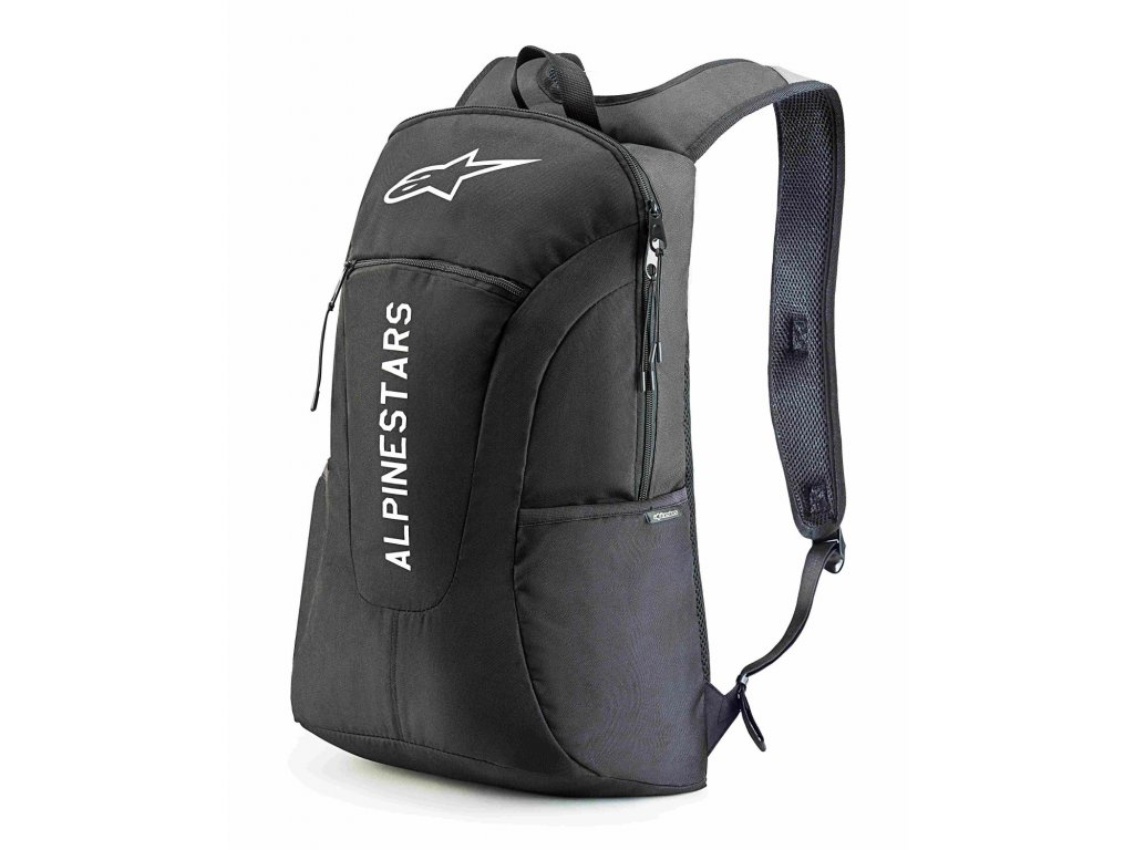 Batoh černý GFX BACK PACK Alpinestars 1119-91200 1020