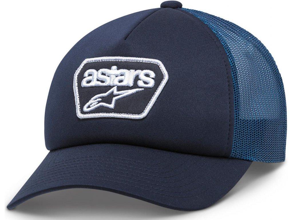 Pánská modrá kšiltovka JOE HAT Alpinestars 1139-81560 70
