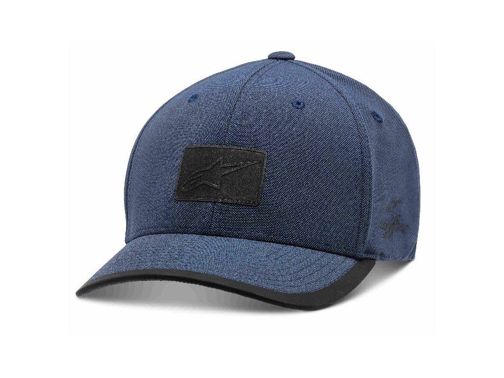 Pánská modrá kšiltovka TEMPO HAT Alpinestars 1210-81000 730-XL