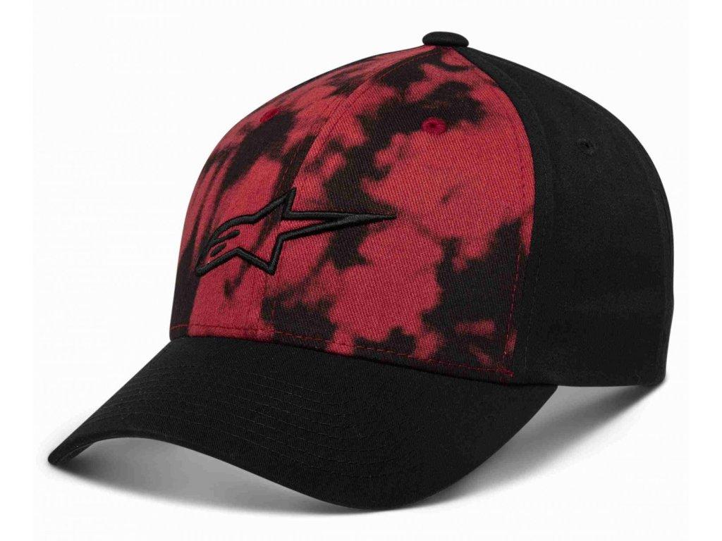 Pánská černá kšiltovka SMOKE HAT Alpinestars 1230-81006 1030