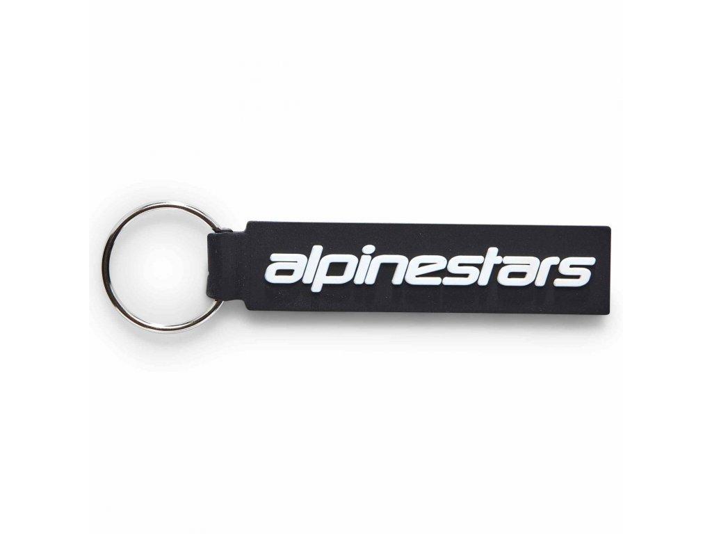 Klíčenka černá LINEAR KEY FOB Alpinestars 1230-94100 10