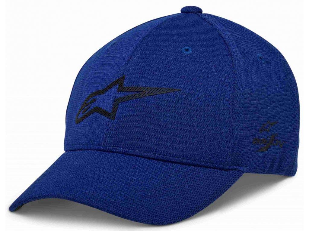 Pánská modrá kšiltovka AGELESS VELO TECH HAT Alpinestars 1230-81002 79