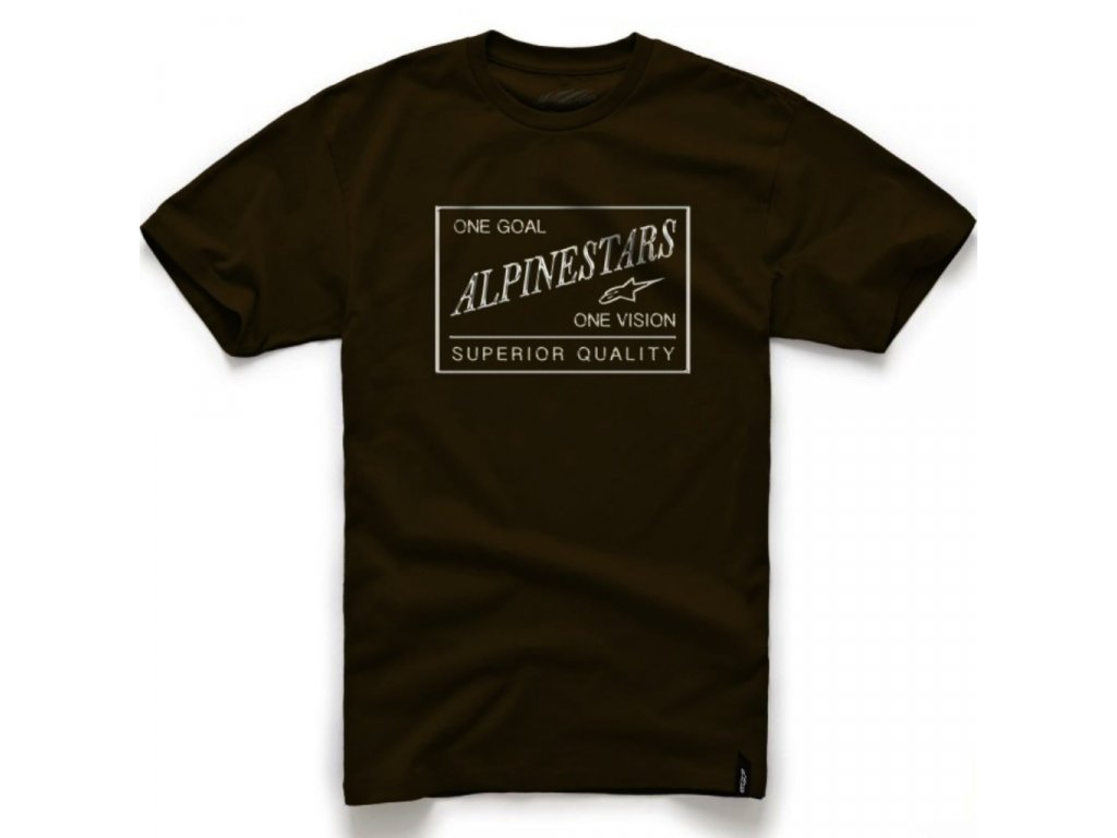 Pánské tričko SUPERIOR TEE Alpinestars krátké 1034-72009 824
