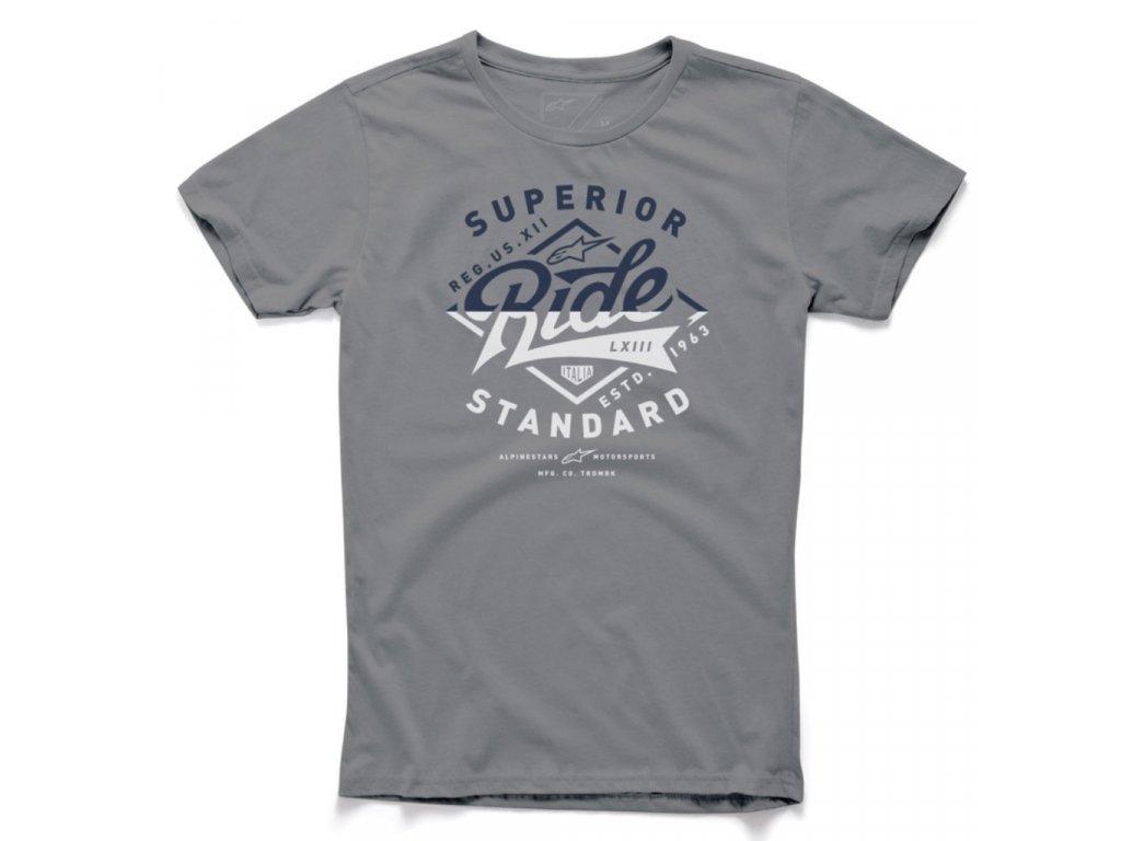 Pánské tričko STAMP TEE Alpinestars krátké 1035-72000 11