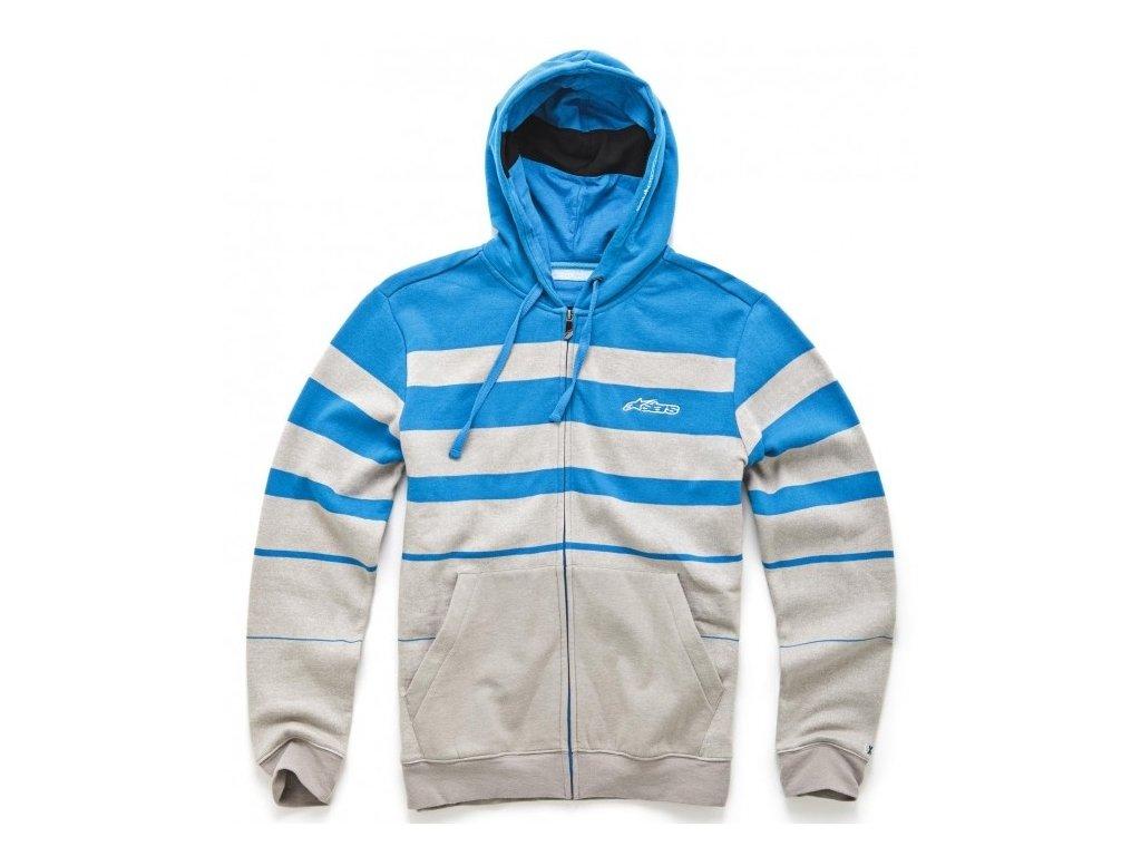 Pánská modrá mikina SOUNDCHECK Alpinestars 1033-53076 72