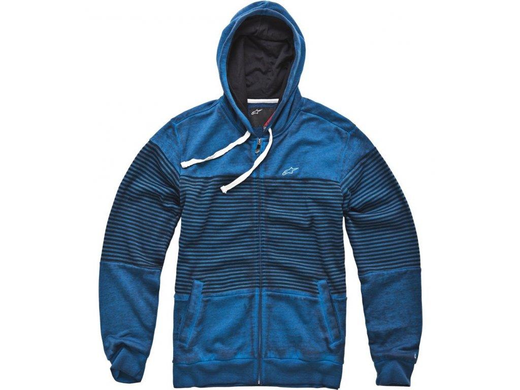 Pánská modrá mikina CAMINO Alpinestars 1033-53073 72