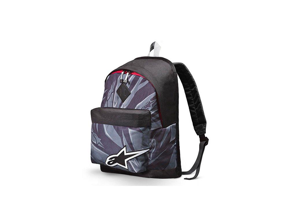 Batoh šedý STARTER PACK Alpinestars 4033-00002 143