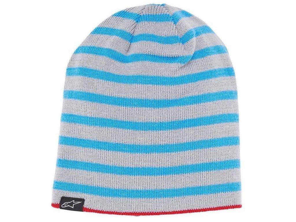 Čepice modrá/červená 2v1 GEMZ BEANIE Alpinestars 1034-84004 79