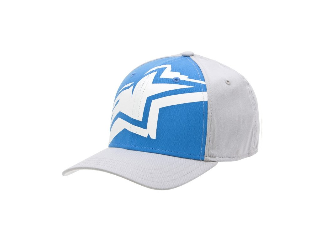 Pánská modrá kšiltovka RHYTHM HAT Alpinestars 1015-81006 11-XL