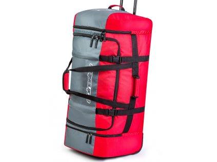 Taška velká červená TRAVELER ROLLER XL BAG Alpinestars 1037-91006 30
