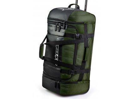 Taška střední zelená TRAVELER ROLLER L BAG Alpinestars 1037-91004 690