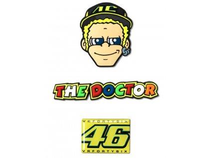 Magnetky VR46 Valentino Rossi VR46 VRUMG311803