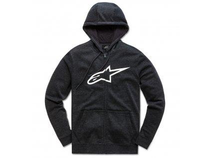 Dámská černá mikina AGELESS FLEECE Alpinestars 1W38-53100 10 1038-53100 10