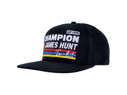 Kšiltovka Champion James Hunt