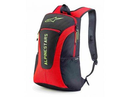 Batoh červený GFX BACK PACK Alpinestars 1119-91200 1355
