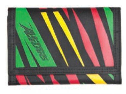 Peněženka černá CURBED WALLET Alpinestars 1032-92007 10
