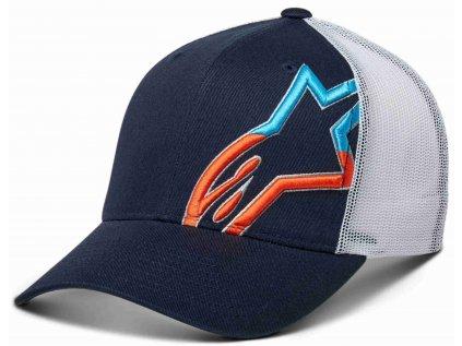 Pánská modrá kšiltovka CORP SECTOR HAT Alpinestars 1230-81015 70
