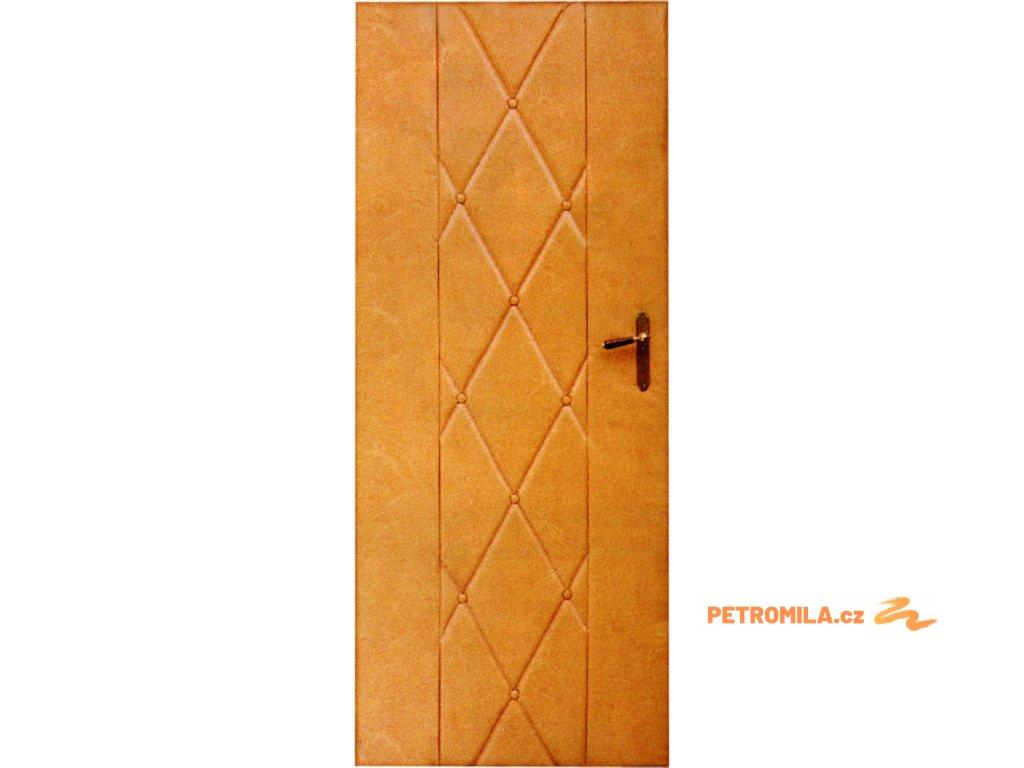 calouneni dveri okrova