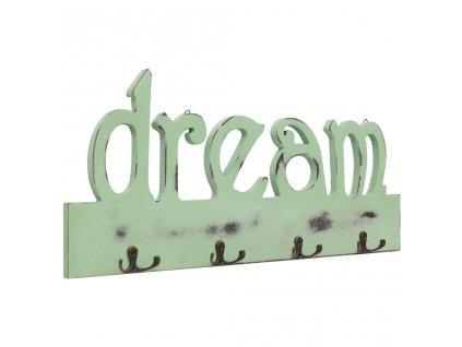 Nástěnný věšák DREAM 50 x 23 cm