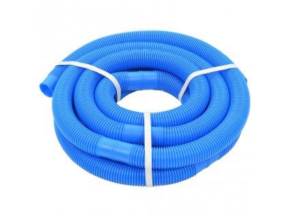 Bazénová hadice modrá 38 mm 6 m