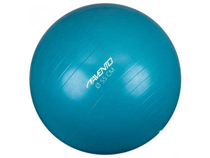 Avento Fitness/gymnastický míč průměr 55 cm modrý