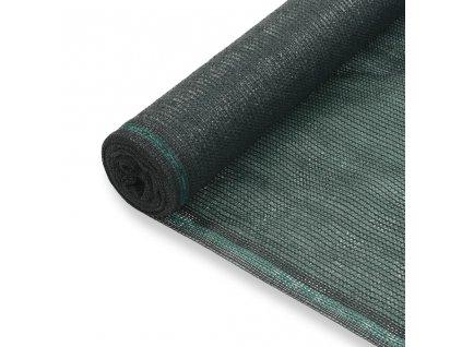 Tenisová zástěna zelená 1 x 25 m HDPE