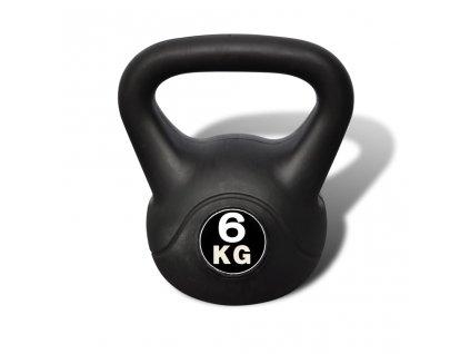 Činka kettlebell - 6 kg