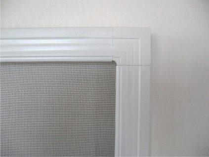 Sítě proti hmyzu do plastových oken - šířku vyrobíme na míru mezi 200-400mm (ODSTÍN HNĚDÁ, VÝŠKA 301-400mm)