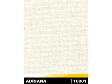 10001 Adriana stínící krémová šířka 100cm
