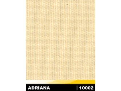 10002 Adriana stínící béžová šířka 100cm