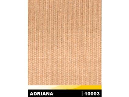 10003 Adriana stínící tmavá béžová šířka 100cm