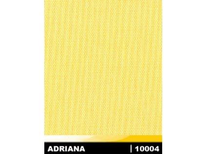 10004 Adriana stínící citronová šířka 100cm