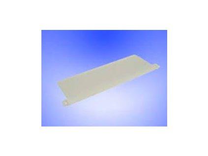 Závaží do látek vertikální žaluzie - šířka 127 mm