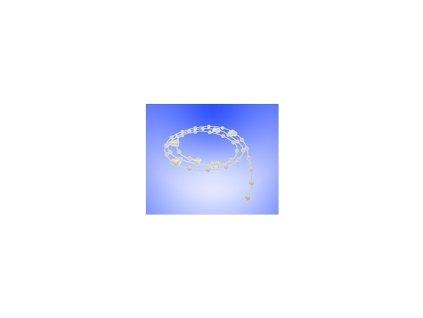 Vertikální žaluzie - spojovací spodní řetízek na lamely 89mm