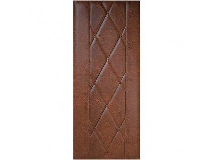 Koženkové čalounění dveří 80x200 Standard - KOŇAK
