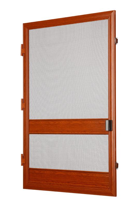 Balkonové sítě proti hmyzu do 65x230cm VÝŠKA: 0-180cm, ODSTÍN: RAL 8003, PANTY: VLEVO