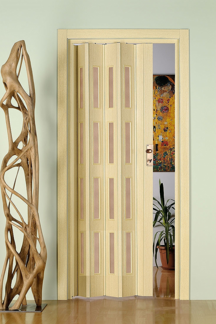 Shrnovací dveře PETROMILA odstín BOROVICE ROZMĚR: 62x200cm