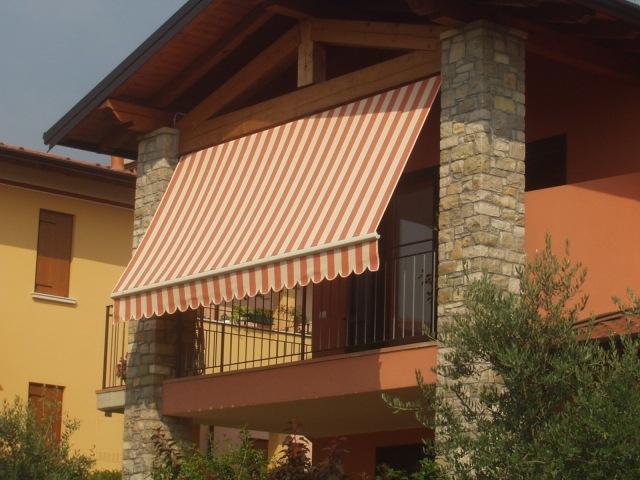 Markýza balkonová UNION-B do 5000*700mm ŠÍŘKA: 351-400cm, vyklopení v cm: 70cm, montáž: na zeď