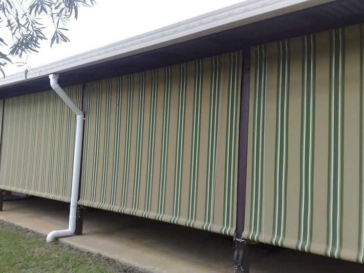 Markýza balkonová UNION-B do 5000*700mm ŠÍŘKA: 100-150cm, vyklopení v cm: roleta na pergolu, m