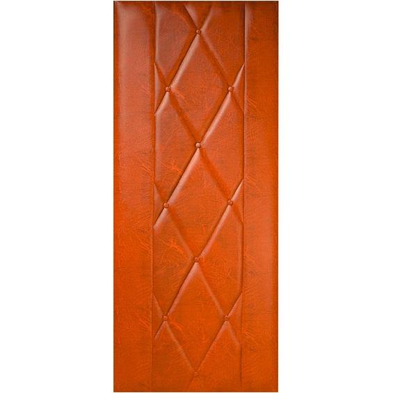 PETROMILA čalounění dveří světlý dub ROZMĚR: rozměr molitanu 90x200cm, rozměr koženky 102x204cm