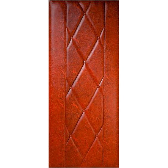 PETROMILA Čalounění dveří ořech 80x200cm ROZMĚR: rozměr molitanu 80x200cm, rozměr koženky 92x204cm