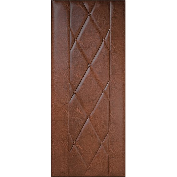 Čalounění dveří koženkové KOŇAK 80x200cm ROZMĚR: rozměr molitanu 80x200cm, rozměr koženky 92x204cm