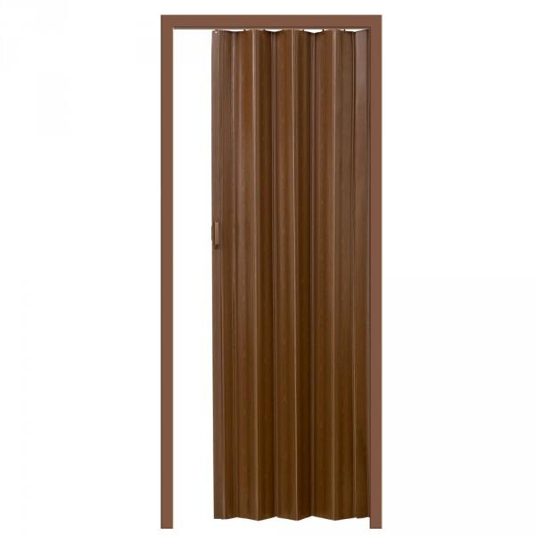 Plastové shrnovací dveře TEAK 80x203cm